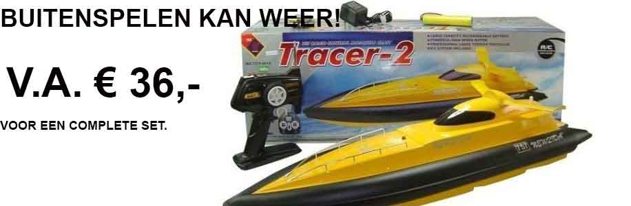 rc boot- rc boten - radiografisch bestuurbare boot - twr-trading.nl