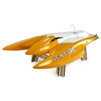 Sea Fire Super Brushless 95 km/u | rc boot | bestuurbare boot | rc boten