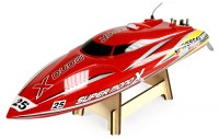 SUPER MONO X model catamaran | rc boot | bestuurbare boot | rc boten